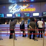 Photo taken at TGV Cinemas by Sufian G. on 4/10/2012