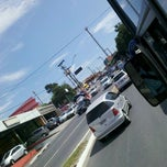 Photo taken at Morro do S by Matheus M. on 4/14/2012