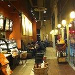 Photo taken at Starbucks by Lindsey S. on 2/8/2012
