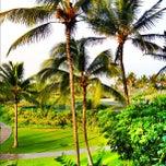 Photo taken at Grand Hyatt Kauai Resort and Spa by andrew_sf on 3/8/2012