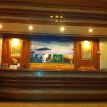 Photo taken at Golden City Hotel Ratchaburi by Kruanghom N. on 2/14/2011