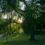 Photo taken at Otsiningo Park by Courtney on 7/3/2012