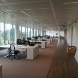 Photo taken at Samsung Electronics Belgium by Benjamin F. on 7/2/2012