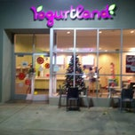 Photo taken at Yogurtland by Dan O. on 11/29/2011