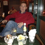 Photo taken at Bar Dessiné (Radisson BLU) by Jenny R. on 12/22/2011