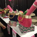 Photo taken at Lilly Pulitzer Warehouse Sale by Amanda L. on 12/9/2011
