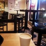 Photo taken at Dash Cafe by Jenna F. on 1/27/2012