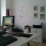 Photo taken at Web In Fermento Lab - agenzia web e marketing by Dario C. on 6/14/2012
