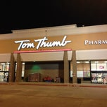 Photo taken at Tom Thumb by Matthew T R. on 3/19/2012