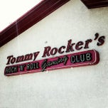 Photo taken at Tommy Rocker's Cantina & Grill by Demont D. on 8/2/2012