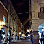 Photo taken at Corso Umberto by Gianluca P. on 1/16/2012