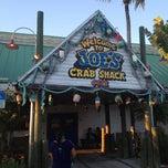 Photo taken at Joe's Crab Shack by Tasha M. on 4/26/2012