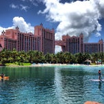 Photo taken at Atlantis Paradise Island Casino & Resort by Dj Gio A. on 8/8/2012