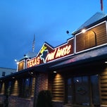 Photo taken at Texas Roadhouse by Christopher R. on 3/30/2012