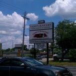 Photo taken at Sami's Bakery by Tasha M. on 5/19/2012