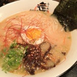 Photo taken at Daruma Ramen House 達磨日本拉麵 by Food C. on 8/22/2012