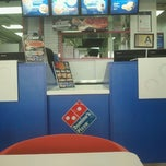 Photo taken at Domino's Pizza by Khairul R. on 6/17/2012