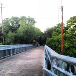 Photo taken at Katy Trail - Fitzhugh Access by PoP O. on 4/24/2012