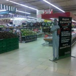 Photo taken at Carrefour Hiper by Sergio B. on 3/20/2012