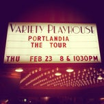 Photo taken at Variety Playhouse by Rachel L. on 2/25/2012