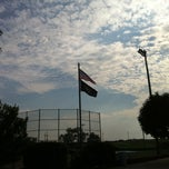 Photo taken at AJ Wlson Sports Complex by Chris K. on 7/16/2011