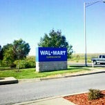 Photo taken at Walmart Supercenter by Dre B. on 9/21/2011