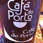Photo taken at Café do Porto by cristiano p. on 5/12/2012