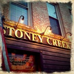 Photo taken at Stoney Creek Roasters by Ryan R. on 9/29/2011