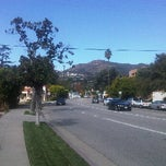 Photo taken at Rossmoyne Historical District Glendale CA by Heidi B. on 11/11/2011