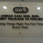 Photo taken at ahmad zaki sdn bhd by Rita A. on 4/4/2012