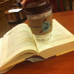 Photo taken at Caribou Coffee by Chase A. on 4/4/2012