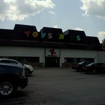 "Photo taken at Toys ""R"" Us by Kevin B. on 8/17/2011"