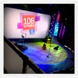 Photo taken at 106 & Park Studio by Y. H. on 1/30/2012