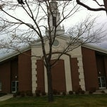 Photo taken at Riverton Utah South Stake Center by Jed N. on 11/12/2011