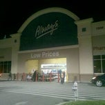 Photo taken at Walmart Supercenter by Bharathi T. on 11/28/2011