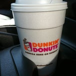 Photo taken at Dunkin' Donuts by Reid C. on 10/5/2011