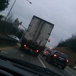 Photo taken at Media Bypass Route 1 by Kristen N. on 1/11/2012