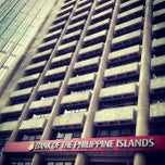 Photo taken at Bank of the Philippine Islands Head Office by Randy E. on 7/19/2012