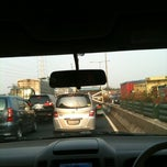 Photo taken at Jalan Tol Pelabuhan by TJ on 7/30/2012