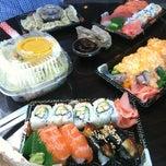 Photo taken at Iron sushi by Seth S. on 5/23/2012