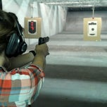 Photo taken at Tina's Range Gear by Ana S. on 6/21/2012