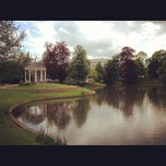 Photo taken at Parc de l'Orangerie by Johanna C. on 5/7/2012