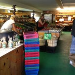 Photo taken at Original Fruit King Farm Stand by Anthony R. on 6/22/2012