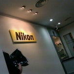 Photo taken at Nikon Malaysia @ Menara PKNS PJ by Tian Chad C. on 11/1/2011
