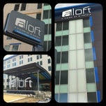 Photo taken at Aloft Bogota Airport by Kiki R. on 1/11/2012