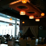 Photo taken at Alcove. Asian Restaurant. Bar by Siew Fong C. on 8/28/2011