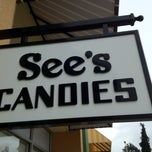 Photo taken at See's Candies by Pedro P. on 4/13/2012