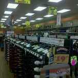 Photo taken at F & N Wine and Spirits by Matt M. on 3/17/2011