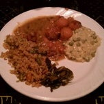 Photo taken at Taste of India by Jonathan S. on 1/25/2012