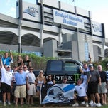 Photo taken at Pantherfanz Tailgate by Dan O. on 10/10/2011
